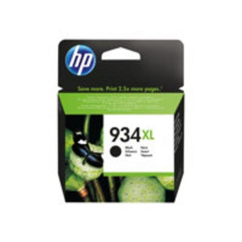 HP 934XL - Hoog rendement zwart origineel blister inktcartridge voor Officejet 6812, 6820; Pro 6230, 6230 ePrinter, 6830, 6835