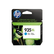 HP 935XL - Hoog rendement cyaan origineel inktcartridge voor Officejet 6812, 6815, 6820; Pro 6230, 6230 ePrinter, 6830, 6835