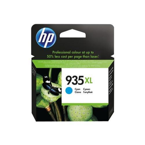 HP 935XL - Hoog rendement cyaan origineel inktcartridge voor Officejet 6812, 6815, 6820; Pro 6230, 6230 ePrinter, 6830, 6835