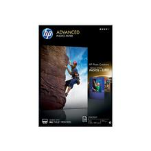 HP Advanced Glossy Photo Paper - Glanzend A4 (210 x 297 mm) 250 g/m² 25 vel(len) fotopapier voor Officejet 80XX Photosmart B110, Wireless B110 Smart Tank Plus 55X, 571, 655