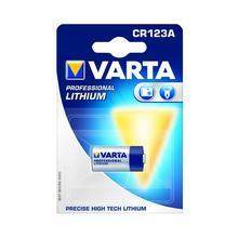 Varta Photo Professional CR 123A pile photo lithium 6205