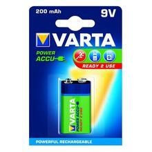 batterie Power ACCU Ready 2 USE 200MAH 9V de VARTA