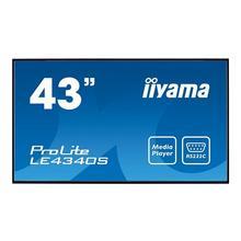 IIYAMA Monitor 43iWIDE LCD 1920x1080 AMVA3 panel LED Bl LE4340S-_1