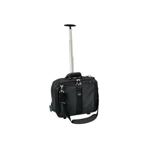 """ACCO BRANDS Kensington Contour Roller - Sacoche pour ordinateur portable 17"""" noir"""