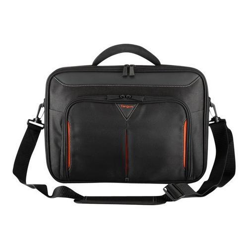 """TARGUS Classic+ Clamshell - Sacoche pour ordinateur portable 15"""" 15.6"""" noir, rouge"""