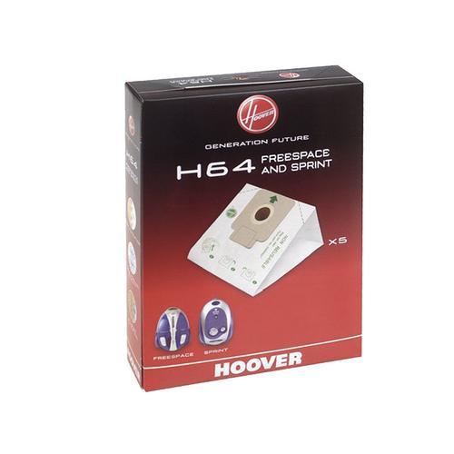 Set van 10 stofzakken HOOVER H 64