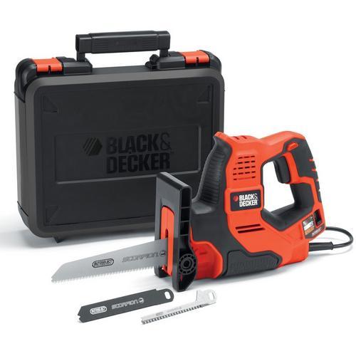 Scie électrique 3 en 1 Scorpion BLACK+DECKER RS890K