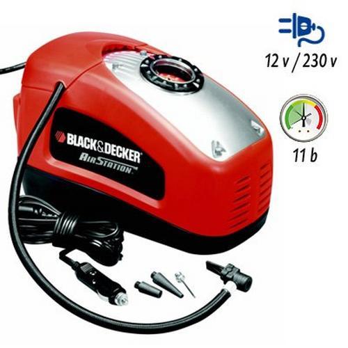 Compressor BLACK+DECKER ASI300-QS