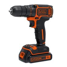 Perceuse-visseuse sans fil BLACK+DECKER BDCDC18B