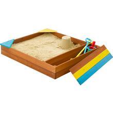 Plum houten zandbak Zandbak Plum opberg hout