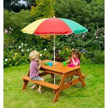 Plum Jr picknicktafel Picknicktafel met parasol Plum