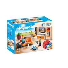 PLAYMOBIL® 9267 Salon équipé de PLAYMOBIL