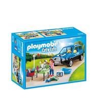 PLAYMOBIL® 9278 Toiletteuse avec véhicule de PLAYMOBIL