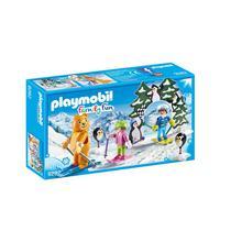PLAYMOBIL® 9282 Moniteur de ski avec enfants