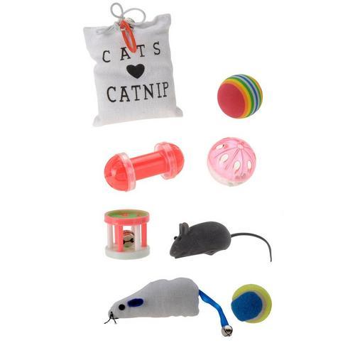 Ensemble de jouets pour chats