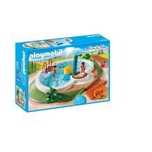 PLAYMOBIL® 9422 Piscine avec douche de PLAYMOBIL