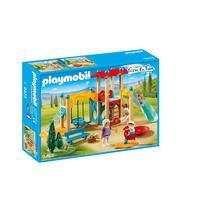 PLAYMOBIL® 9423 Parc de jeu avec toboggan