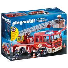 PLAYMOBIL® 9463 Camion de pompiers avec échelle pivotante