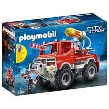 PLAYMOBIL® 9466 4x4 de pompier avec lance-eau