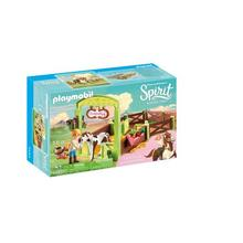 PLAYMOBIL® 9480 Abigaëlle et Boomerang avec box de PLAYMOBIL