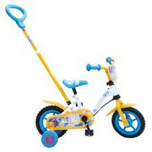 """Vélo pour enfants avec canne parentale Jamie 10"""" de PRESTIGE"""