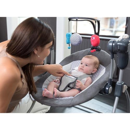 Balancelle électrique pour bébé BABYMOOV
