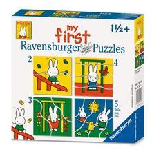Mijn eerste puzzel Nijntje RAVENSBURGER