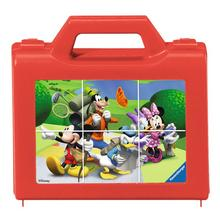 Puzzle en cubes Mickey Mouse Clubhouse RAVENSBURGER