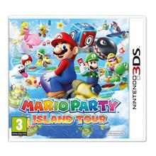 Spel Mario Party Island Tour voor NINTENDO 3DS