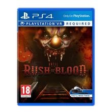 Jeu Until Dawn : Rush of Blood pour PS VR