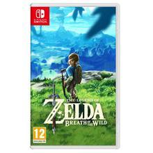 Jeu Zelda : Breath of the Wild pour Nintendo Switch