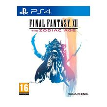 Jeu Final Fantasy XII The Zodiac Age pour PS4