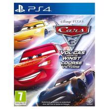 Spel Cars 3 voor PS4