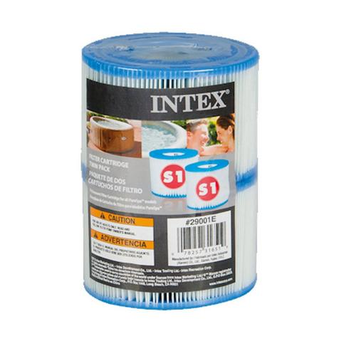 Set van 2 filtercartridges PureSpa INTEX