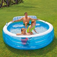 Piscine gonflable Family Lounge Pool INTEX