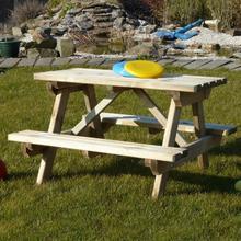 Picknicktafel voor kinderen SOLID