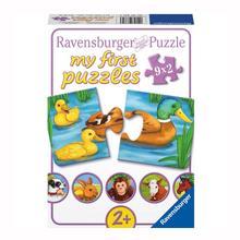 Puzzle Animaux sympathiques RAVENSBURGER