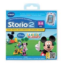 Storio 2 spelletje Mickey Mouse Clubhouse VTECH