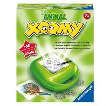 Coffre de dessin Xoomy Animaux RAVENSBURGER