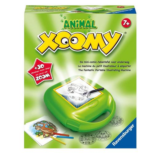 Xoomy tekenkoffer Animal RAVENSBURGER