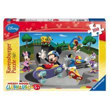 Puzzel Mickeys skateclub RAVENSBURGER