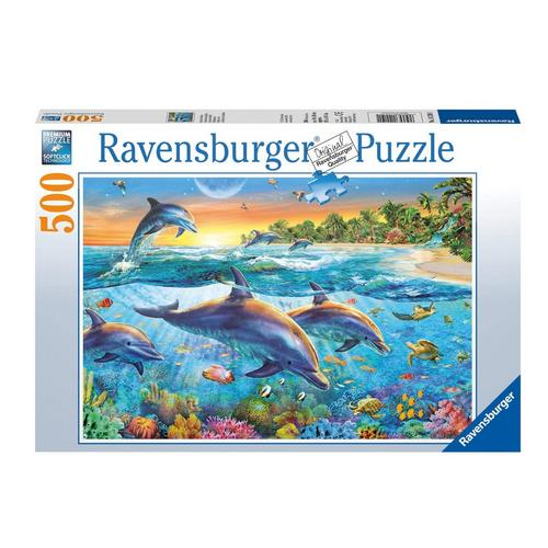 Puzzel Dolfijnen RAVENSBURGER