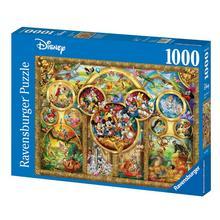 Puzzel De mooiste Disney-thema's RAVENSBURGER