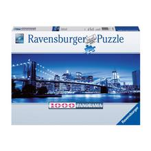 Puzzle panoramique New York by Night RAVENSBURGER