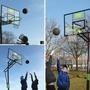 Galaxy InGround basketbalpaal met dunkring EXIT