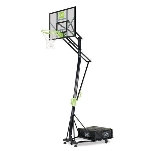 Poteau de basket à cercle dunk Galaxy Portable EXIT