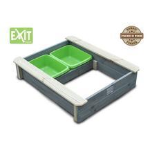 Aksent zand- en waterbak EXIT