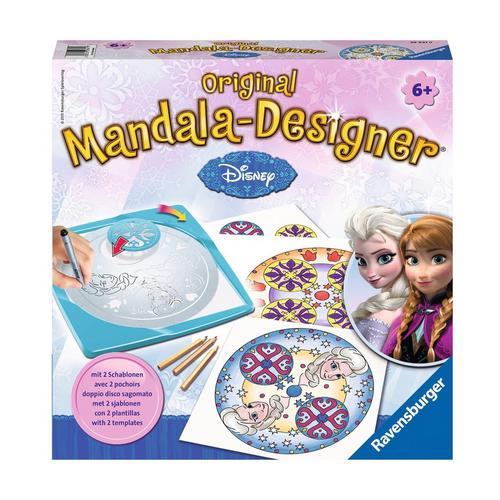 Mandala designer 2 en 1 La Reine des Neiges RAVENSBURGER