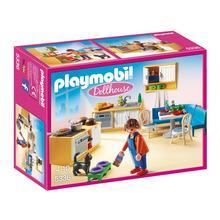PLAYMOBIL® 5336 Cuisine avec coin repas