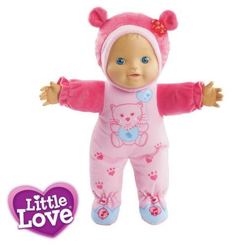 Little Love kiekeboe baby VTECH
